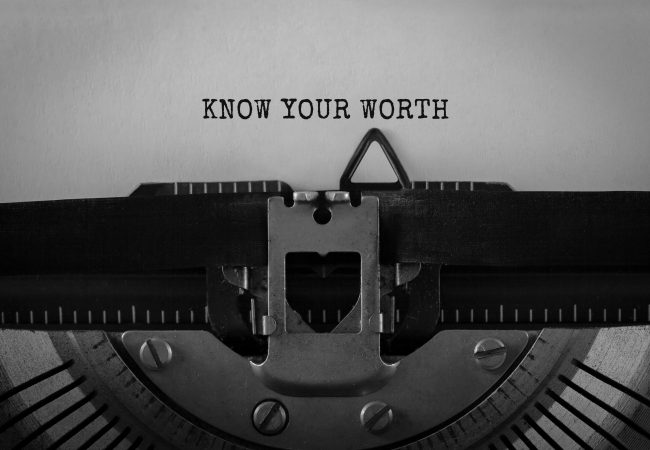 Why owning your value is key for success…